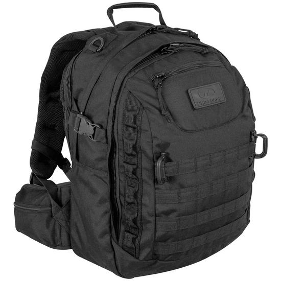 Highlander Cerberus Assault Pack 30L Black
