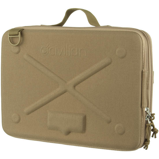 Civilian Ventilator Rugged Laptop Case Coyote