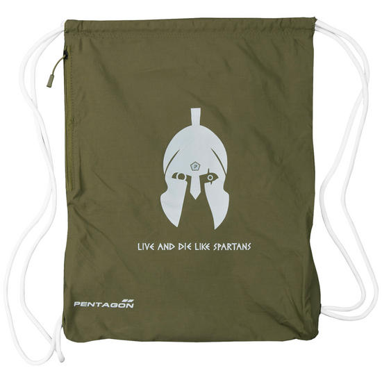 Pentagon Moho Gym Bag Spartan Stamp Olive