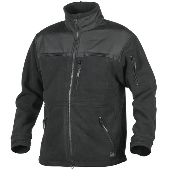Helikon Defender Duty Fleece Jacket Black