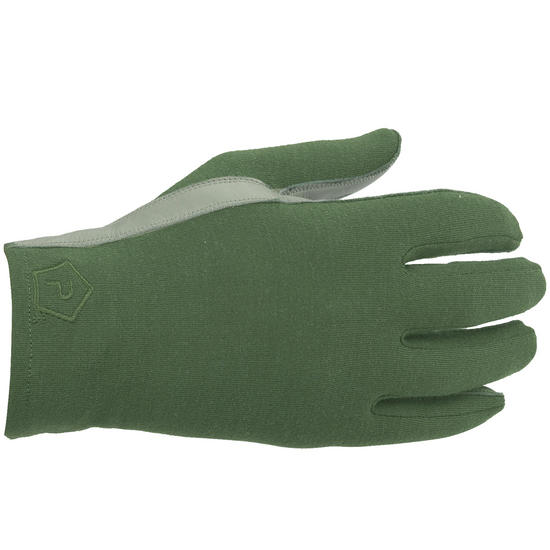 Pentagon Short Cuff Pilot Gloves Olive
