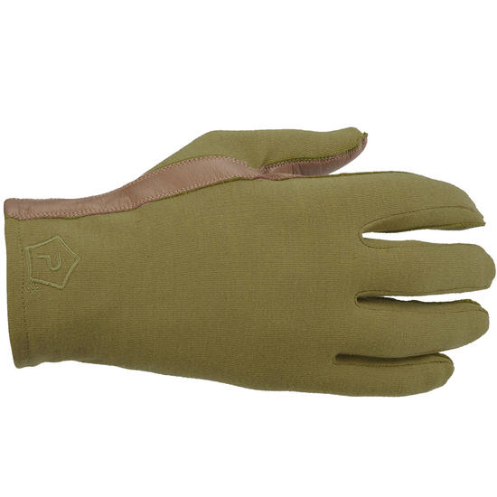 Pentagon Short Cuff Pilot Gloves Coyote