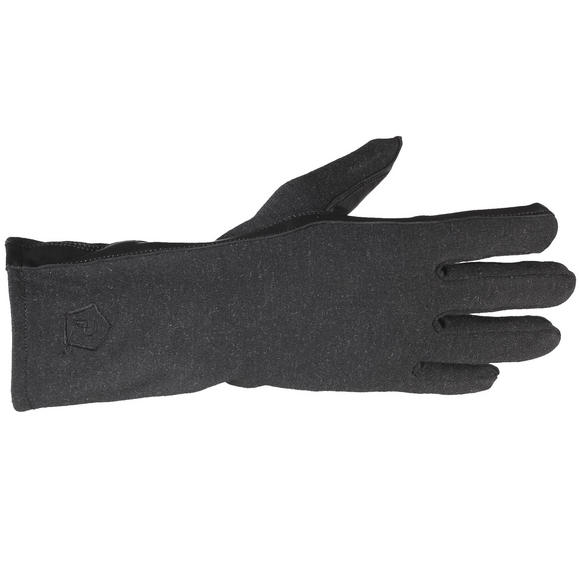 Pentagon Long Cuff Pilot Gloves Black