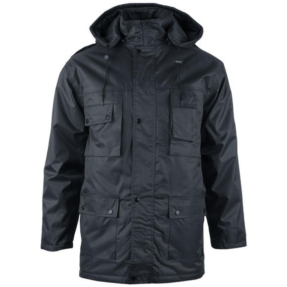 Mil-Tec Parka Dubon with Hood Dark Blue