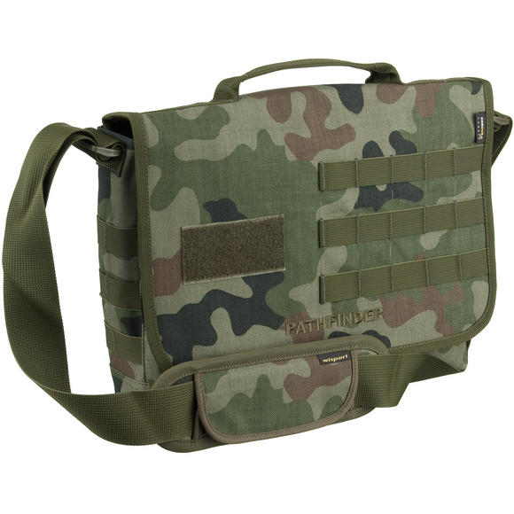 Wisport Pathfinder Shoulder Bag Polish Woodland