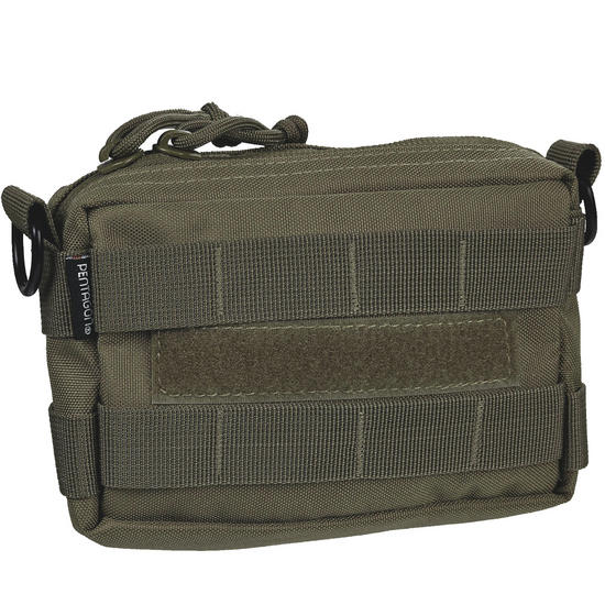 Pentagon MOLLE Harness Pouch RAL 7013
