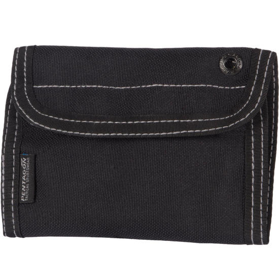 Pentagon Stater Wallet Black