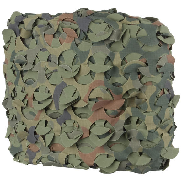 Camosystems Netting 3-D Flecktarn Ultra-lite 6x2.4m