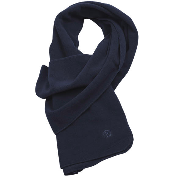 Pentagon Fleece Scarf Navy Blue