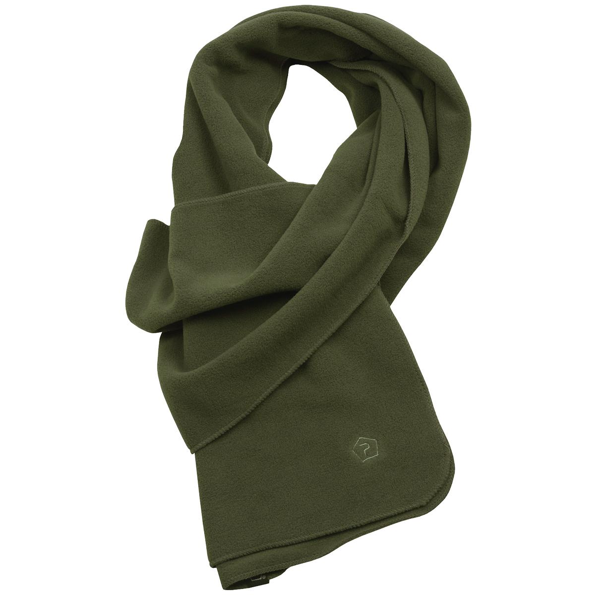 pentagon fleece scarf olive green scarves 1st