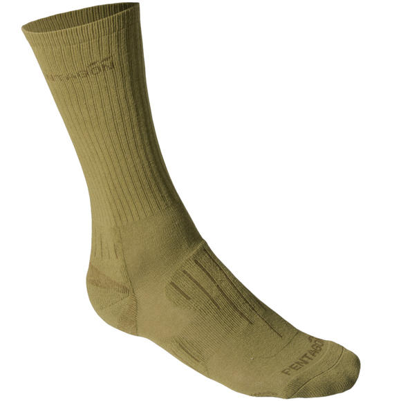 Pentagon Pioneer Light Trekking Socks Coyote