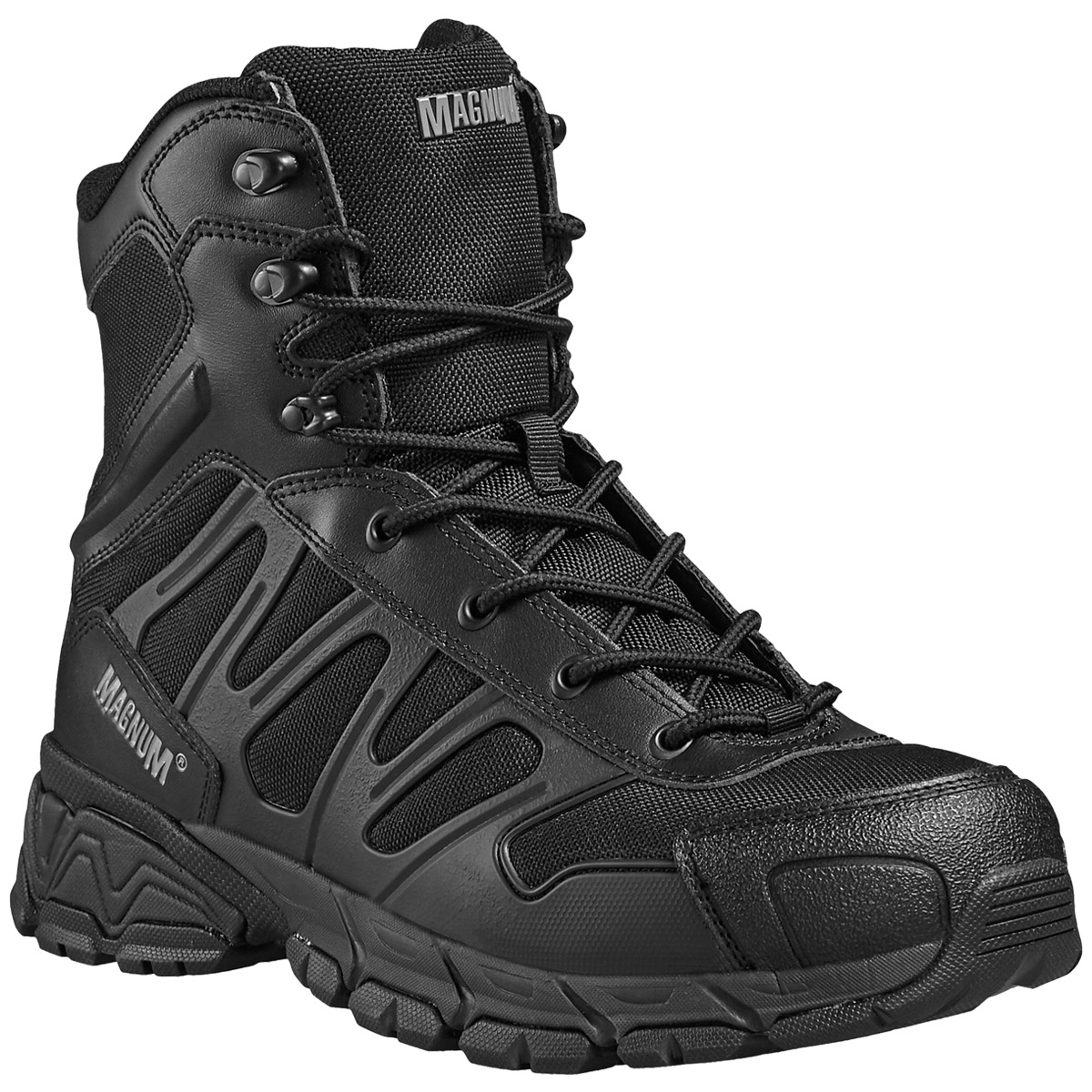 Magnum Uniforce 8 0 Tactical Security Boots Army Police
