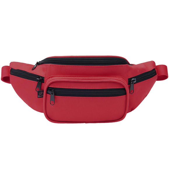 Brandit Waist Bag Red / Black