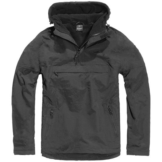 Brandit Windbreaker Black