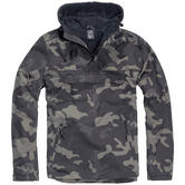 Brandit Windbreaker Dark Camo