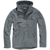 Brandit Windbreaker Anthracite