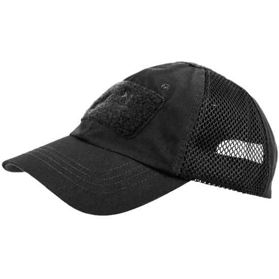 Helikon Tactical Baseball Vent Cap Black