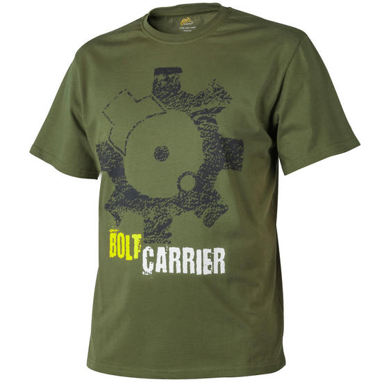 Helikon Bolt Carrier T-shirt US Green
