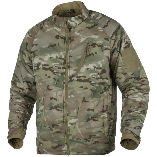 Helikon Wolfhound Light Insulated Jacket Camogrom