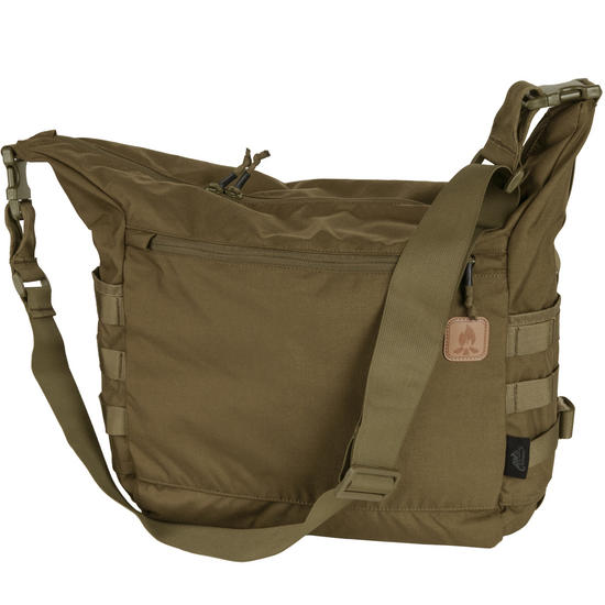 Helikon Bushcraft Satchel Coyote