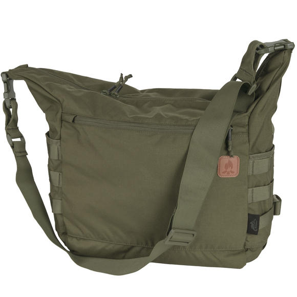 Helikon Bushcraft Satchel Adaptive Green