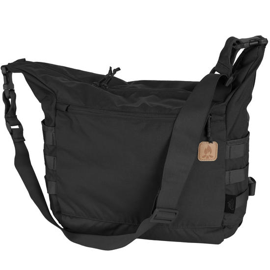 Helikon Bushcraft Satchel Black