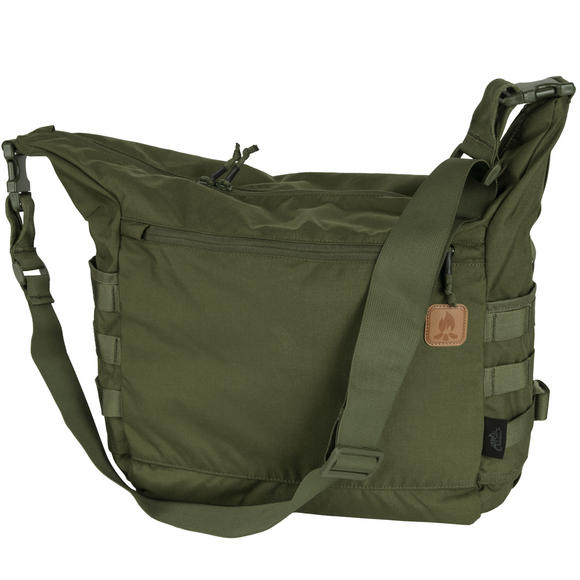 Helikon Bushcraft Satchel Olive Green