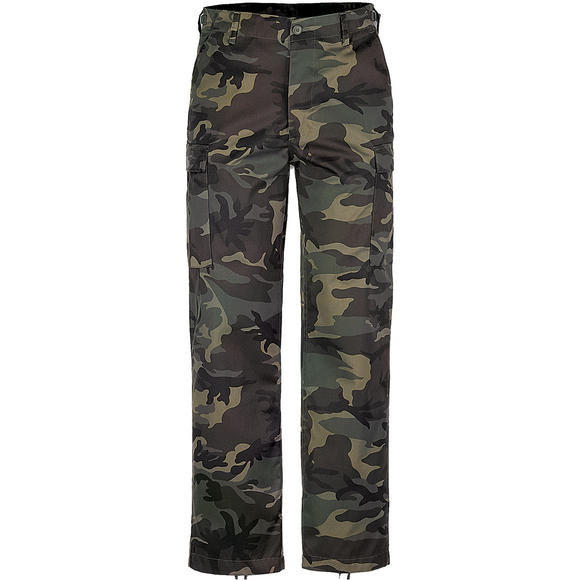 Brandit US Ranger Trousers Woodland