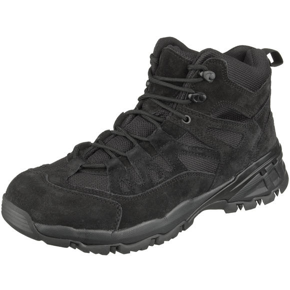 Brandit Outdoor Trail Mid Cut Boots Black