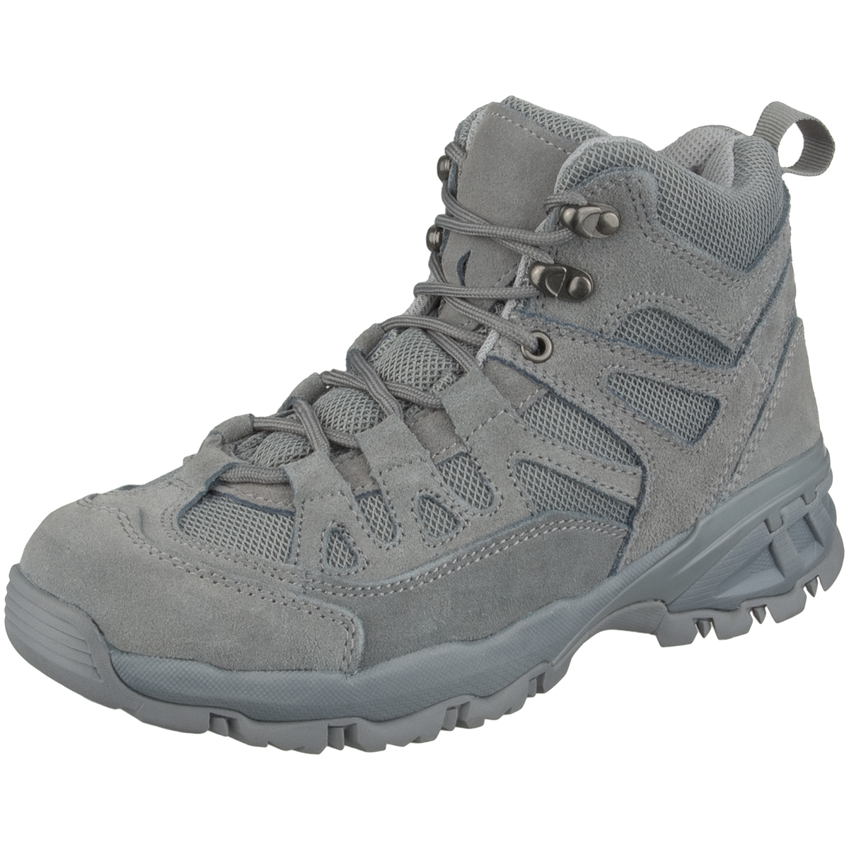 Outdoor Trail Mid Cut Boots Anthracite