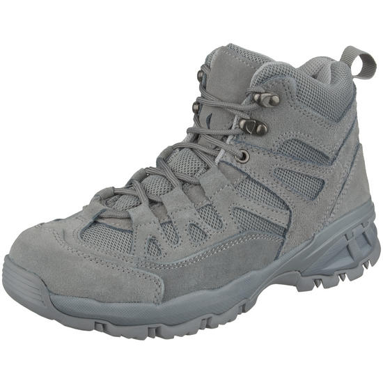 Brandit Outdoor Trail Mid Cut Boots Anthracite