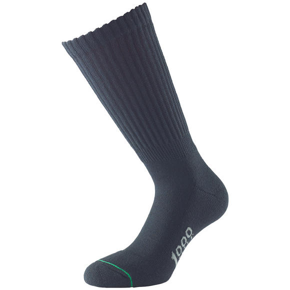 1000 Mile Diabetic Sock Black