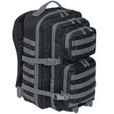 Brandit US Cooper Rucksack Large Multicolour Black / Anthracite