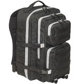 Brandit US Cooper Rucksack Large 2-Colour Black / Grey