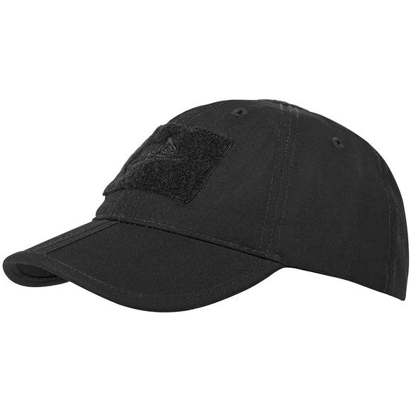 Helikon Baseball Foldable Cap Black