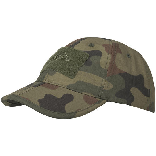 Helikon Baseball Foldable Cap Polish Woodland