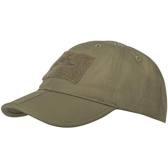 Helikon Baseball Foldable Cap Adaptive Green