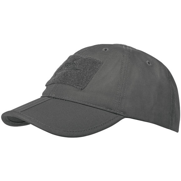 Helikon Baseball Foldable Cap Shadow Grey
