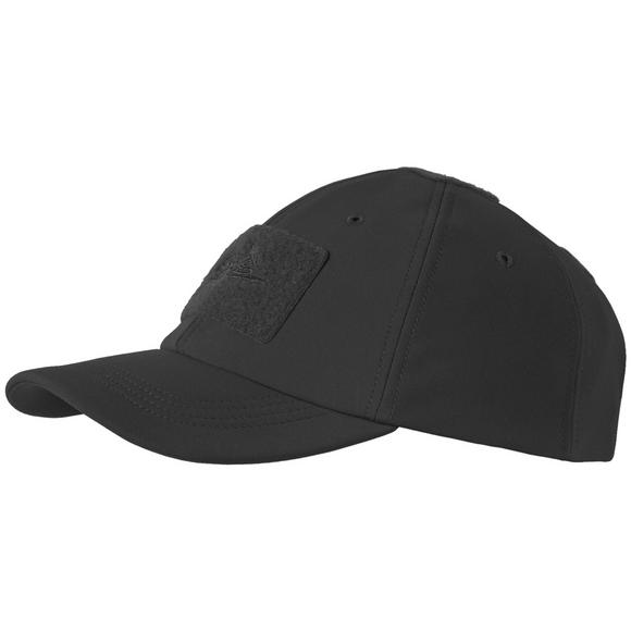 Helikon Tactical Baseball Winter Cap Shark Skin Black