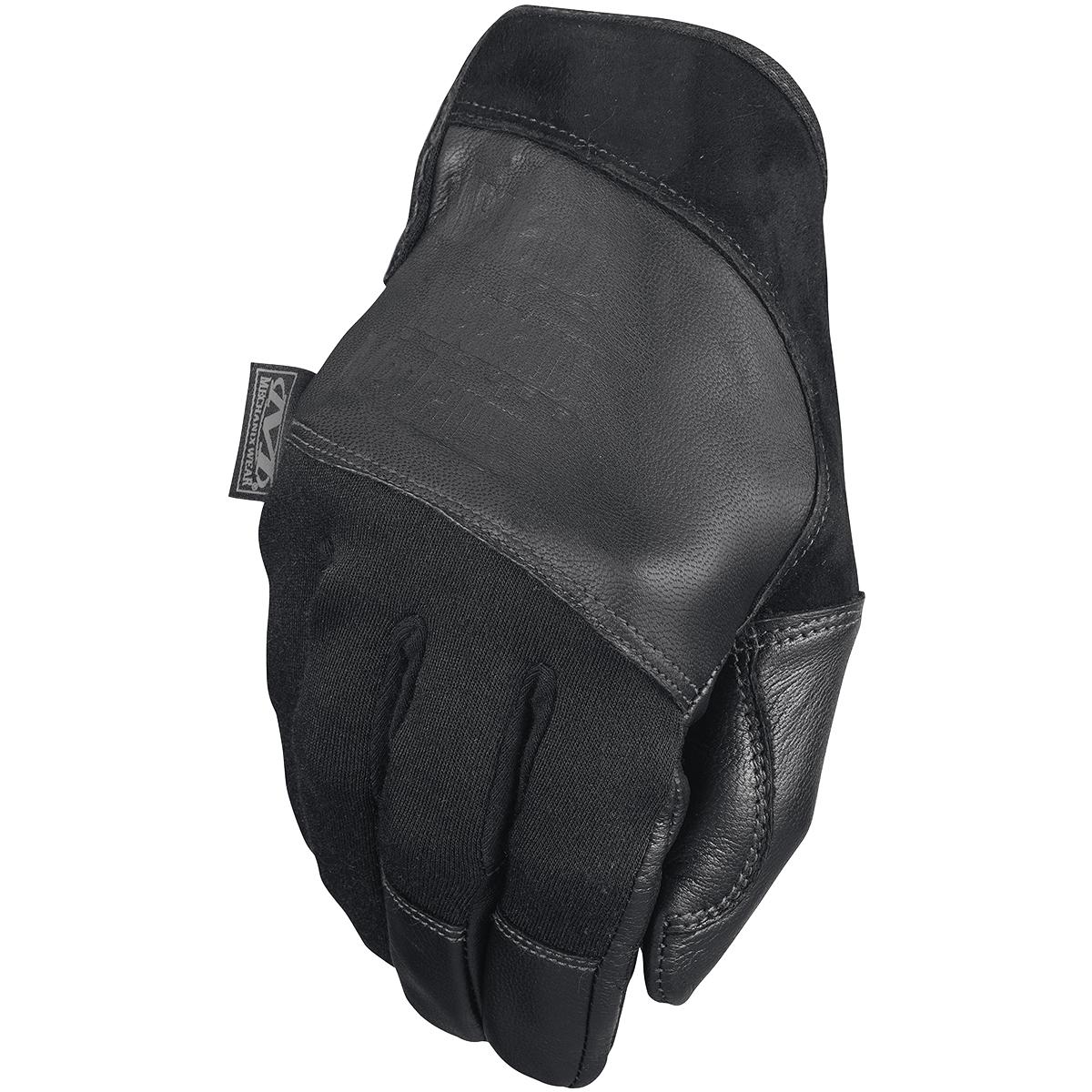 Black leather combat gloves - Mechanix Wear Tempest Tactical Combat Gloves Covert