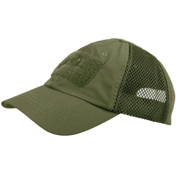 Helikon Tactical Baseball Vent Cap Olive Green