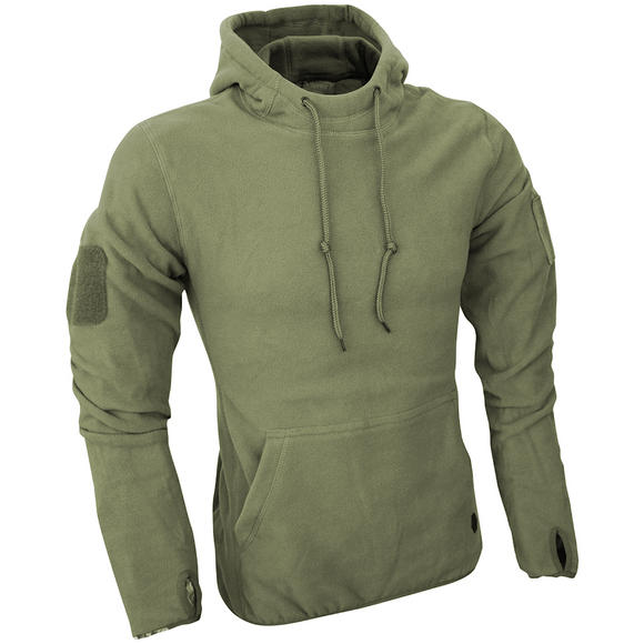 Viper Tactical Fleece Hoodie Green