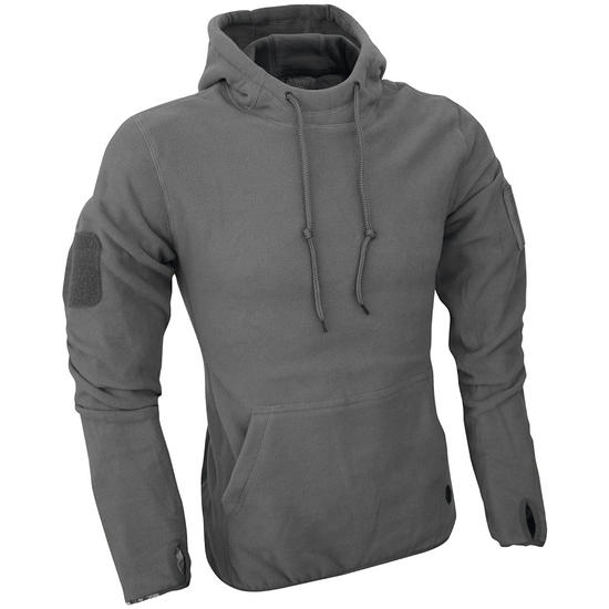Viper Tactical Fleece Hoodie Titanium