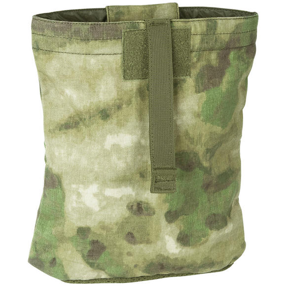 Helikon Brass Roll Pouch A-TACS FG