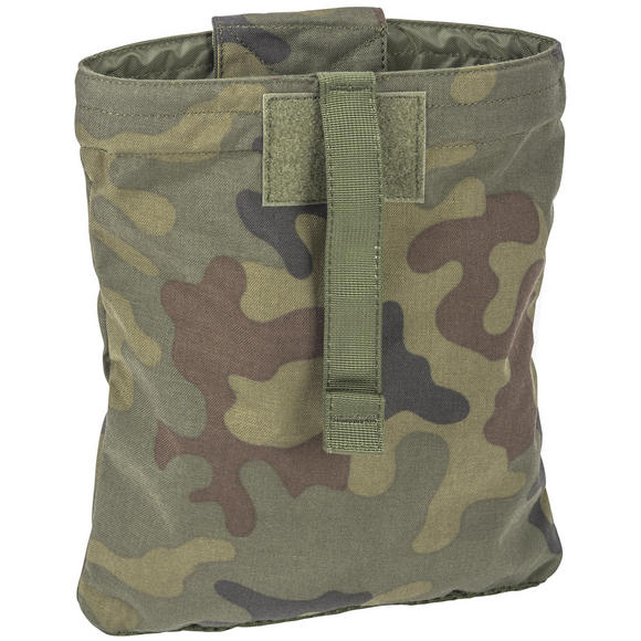 Helikon Brass Roll Pouch PL Woodland