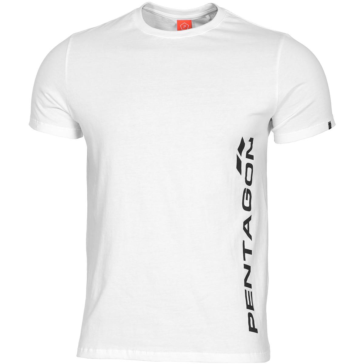 Pentagon Ageron T-Shirt Pentagon Vertical White Pentagon Ageron T-Shirt  Pentagon Vertical White
