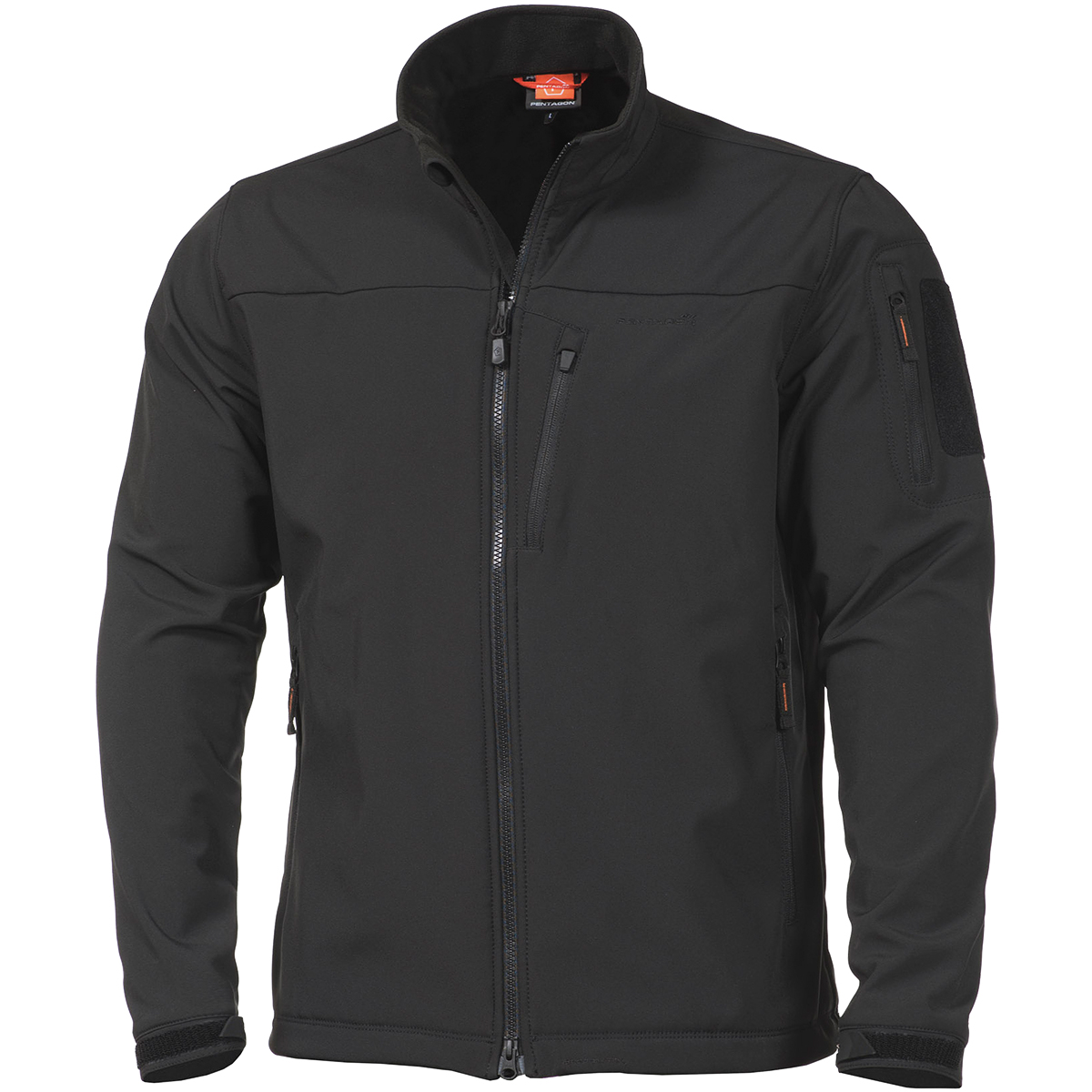 Pentagon Reiner 2 0 Softshell Jacket Black Soft Shell