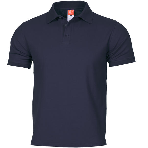 Pentagon Aniketos Polo T-Shirt Navy Blue