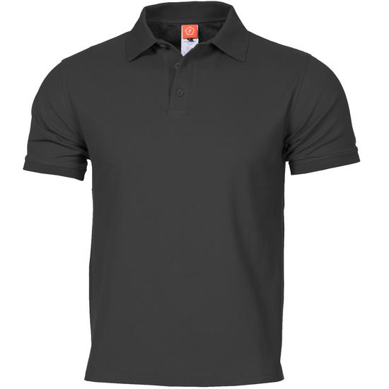 Pentagon Aniketos Polo T-Shirt Black