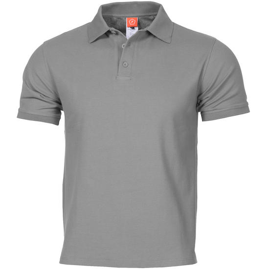 Pentagon Aniketos Polo T-Shirt Wolf Grey